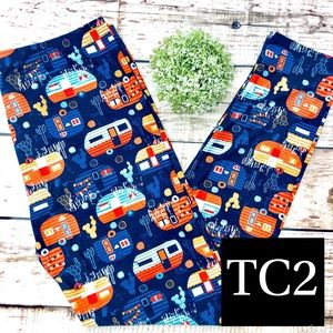 TC2 Extra Plus Camping RV Butter Soft Leggings